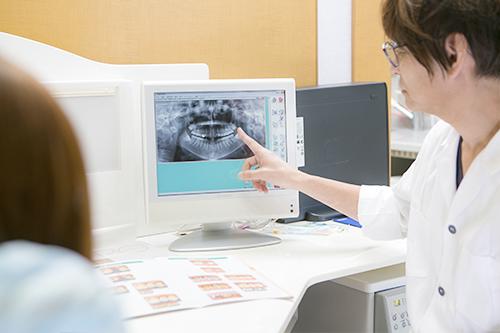 歯周病の再発防止にメンテナンスは必須です